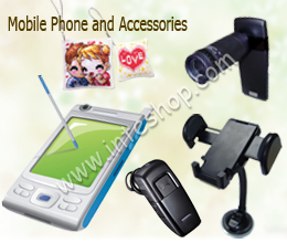 Picture of Mobile Phone and Accessories