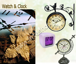Picture of Watch and Clock