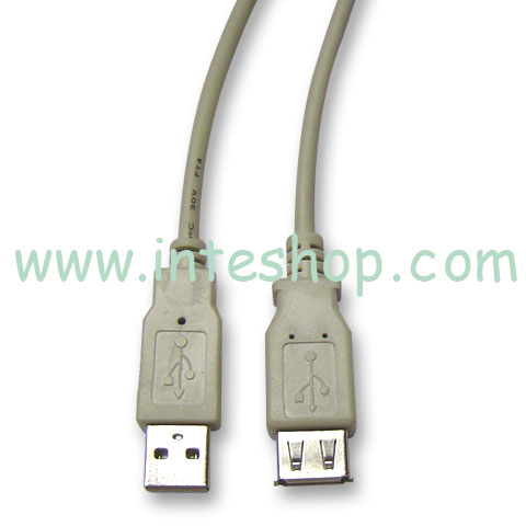 Picture of USB Extension Cable - 1.5m