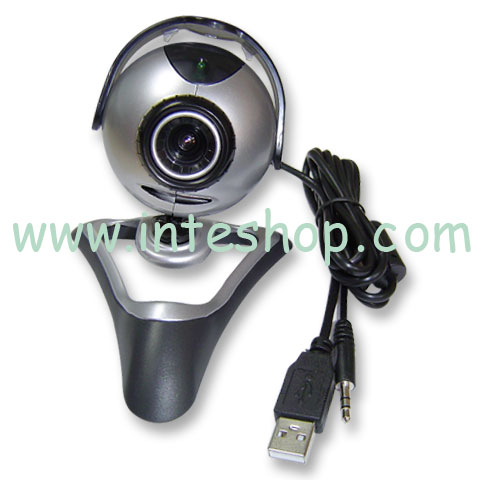 Picture of USB PC Camera with Mic 1