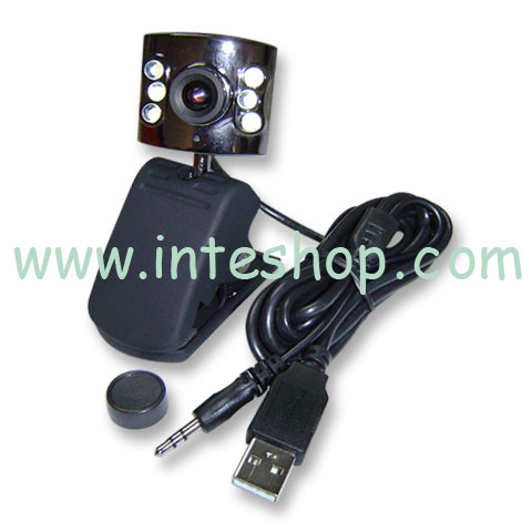 Picture of USB PC Camera with Mic 2