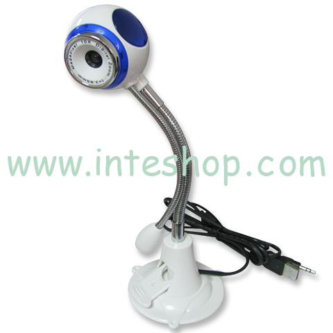Picture of USB PC Camera with Mic 4 - 1300K