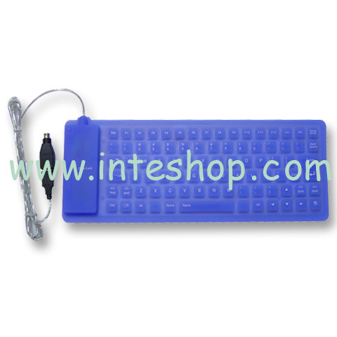 Picture of Flexible Silicone Keyboard - 85 Keys
