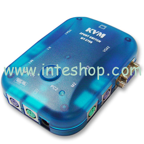 Picture of KVM Switch Box - 2 Ports