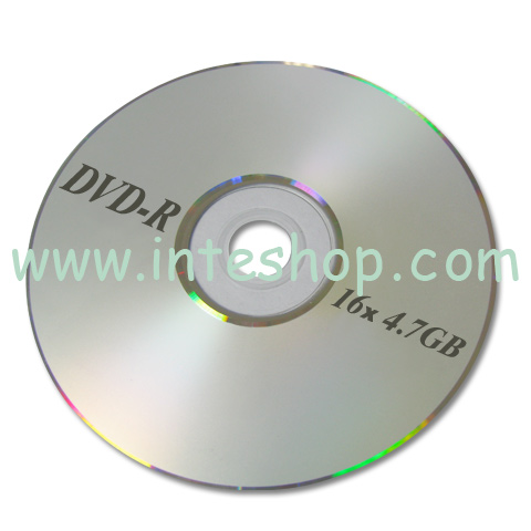 Picture of Recordable DVD Media 16X