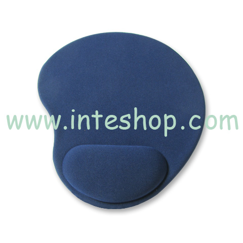 Picture of Silicone Mouse Pad with Wrist Rest
