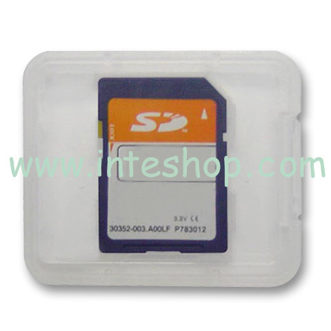 Picture of SD Memory Card