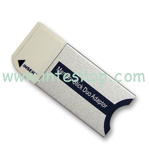 Picture of Memory Stick Duo / Pro Duo Adaptor