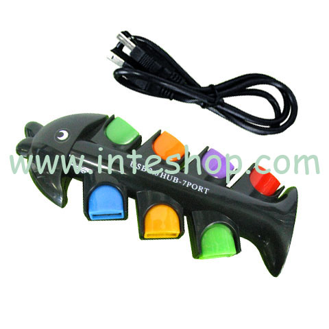 Picture of USB 2.0 Hub - 7 Ports 3