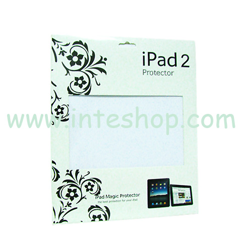 Picture of Back Protector Film for iPad 2
