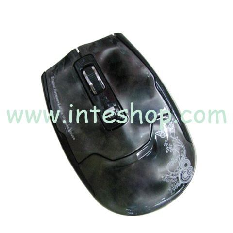 Picture of Wireless Fashion Optical Mouse