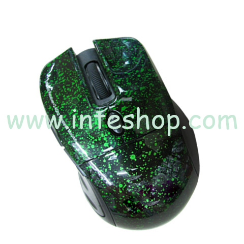 Picture of Wireless Sparkling Optical Mouse