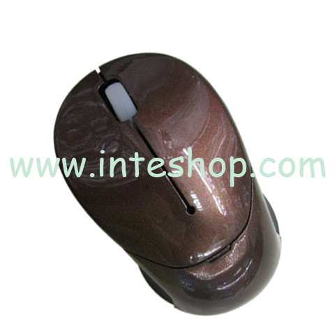 Picture of Compact Wireless Optical Mouse