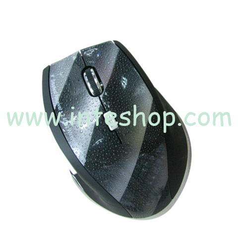 Picture of Wireless Water Drops Optical Mouse