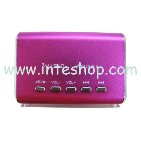 Picture of Mini Cute Multifunctional Speaker / FM Radio – TF / USB Flash Drive