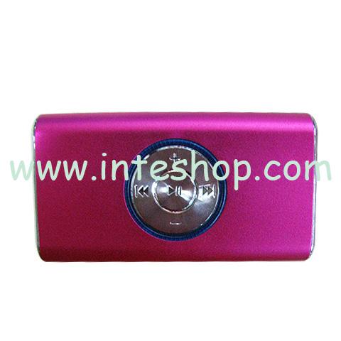 Picture of Mini Stylish Rectangle Multifunctional Speaker / FM Radio – TF / USB Flash Drive
