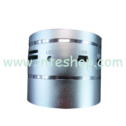 Picture of Mini Column Multifunctional Vibration Resonance Speaker / FM Radio – TF / USB Flash Drive