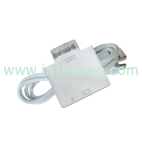 Picture of iPad 2 to HDMI Cable Adaptor