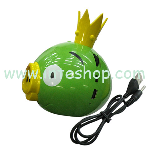 Picture of Mini Pigs with Crowns Speaker