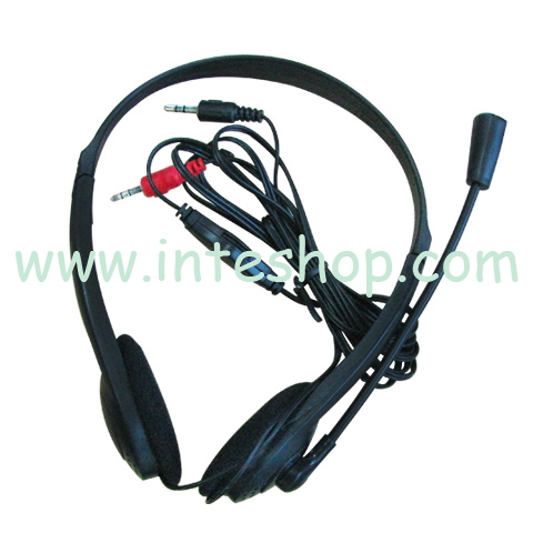 Picture of Headphone with Microphone 1