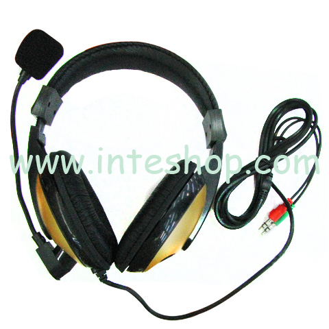 Picture of Headphone with Microphone 2