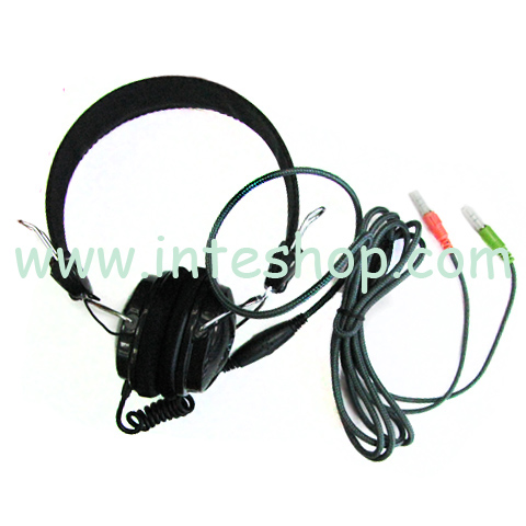 Picture of Headphone with Microphone 3