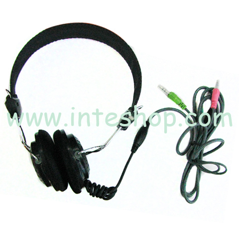Picture of Headphone with Microphone 4