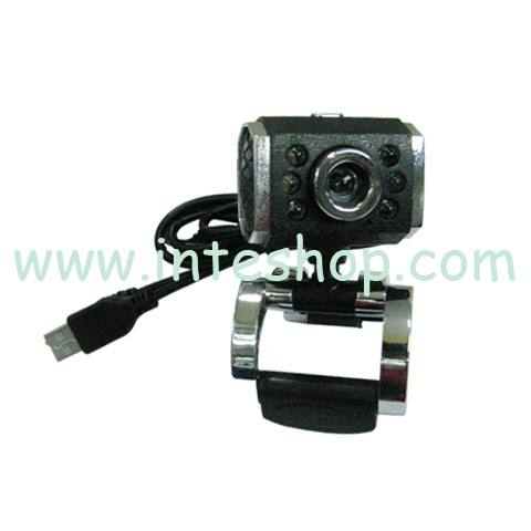 Picture of 8.0MP 6 LEDs USB PC Camera with Mic
