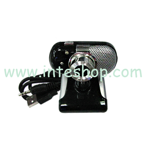Picture of 8.0MP 3 LEDs USB PC Camera with Mic