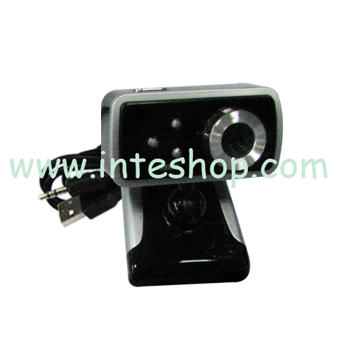 Picture of 8.0MP 3 LEDs USB PC Camera with Mic 2