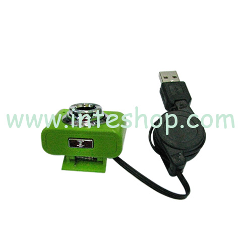 Picture of Clip-on 8.0MP USB PC Camera with Mic