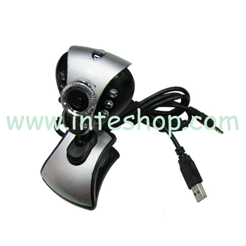 Picture of Monkey 8.0MP USB PC Camera with Mic