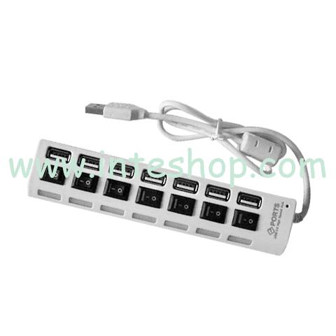 Picture of USB 2.0 Hub Bar - 7 Ports