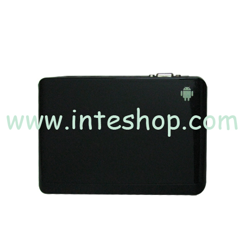 Picture of VGA 1080P Android 4.0 Wi-Fi Media Player / TV Box
