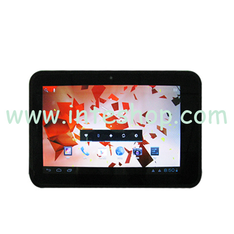 Picture of 7 inch 3G Dual SIM Dual Core Android 4.0 Tablet / Smartphone