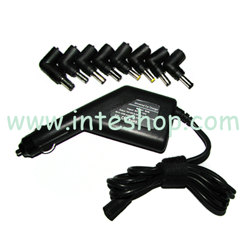 Picture of 90 W Universal Car Power Adapter for Laptop