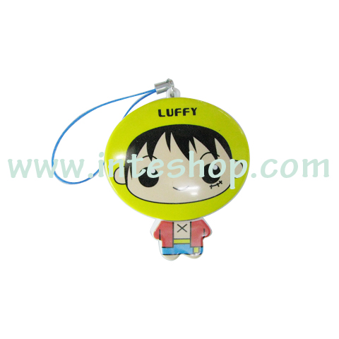 Picture of Cute Cartoon Keychain All in 1 USB Memory Card Reader