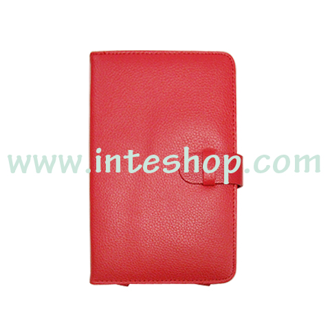 Picture of Universal Leather Case for 7in Screen Android Tablet Smartphone 3