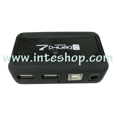 Picture of High Speed 7 Port USB Hub 3