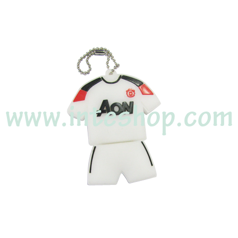 Picture of Soccer Football Jersey USB Flash Drive