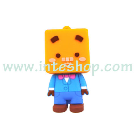 Picture of Box Man USB Flash Drive