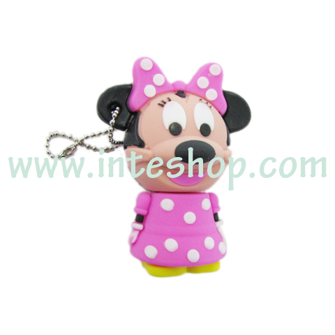 Picture of Lovely Mouse USB Flash Drive
